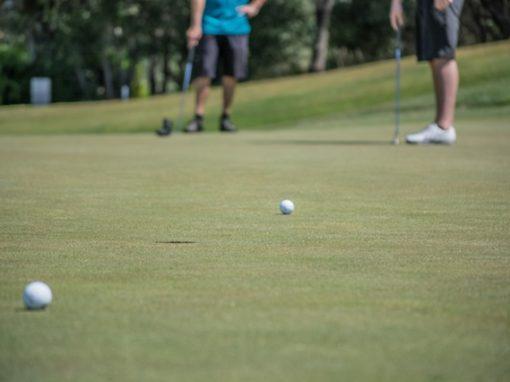 Golfkentän kasvualustat