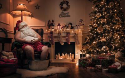 Leppoisaa joulua