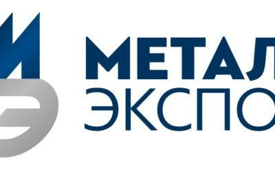 Metal-Expo 2018 in Moscow – We´ll be there!