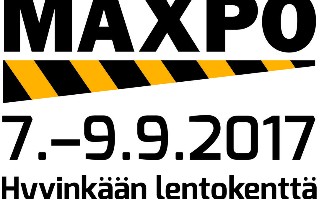 Maxpo17 exhibition – We are in!