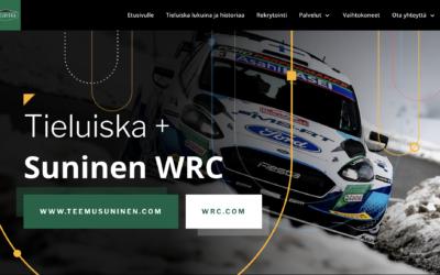 Tieluiska + SUNINEN WRC