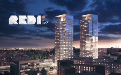 REDIn kattotasanteen kasvualustat Hyvinkään Tieluiska Oy:ltä